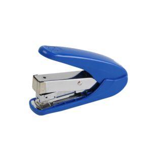 Tűzőgép 24/6 26/6 24/8, könnyített tűzés 40 lap BLUERING kék