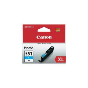 Canon CLI551XL tintapatron cyan ORIGINAL