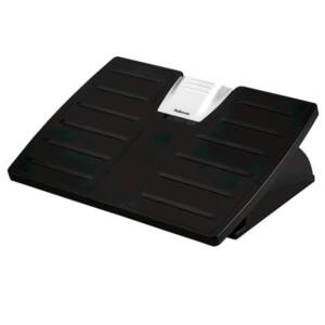 Lábtámasz, állítható magasságú, FELLOWES Office Suites Microban