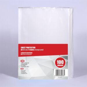 Genotherm `L`  A4 80 micron víztiszta REDIN 100 db