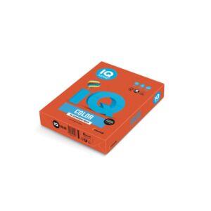 Fénymásolópapír A3 80g IQ CO44 500ív/csomag intenzív korall piros