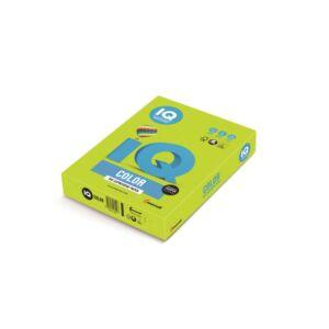 Fénymásolópapír A3 80g IQ LG46 500ív/csomag intenzív lime zöld