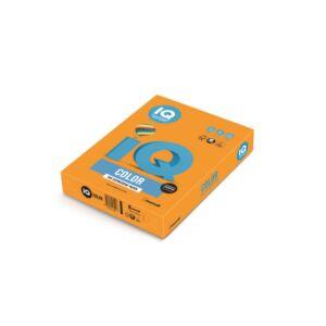 Fénymásolópapír A3 80g IQ OR43 500ív/csomag intenzív narancs