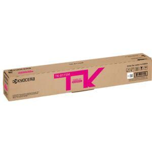 Kyocera TK8115 toner magenta ORIGINAL