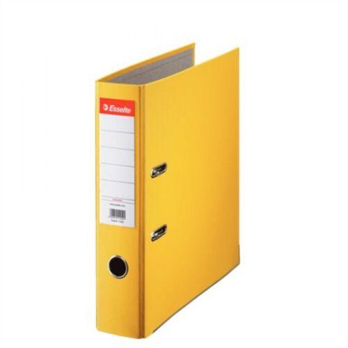 Iratrendező A4, 7,5 cm, 10782 ESSELTE Economy sárga
