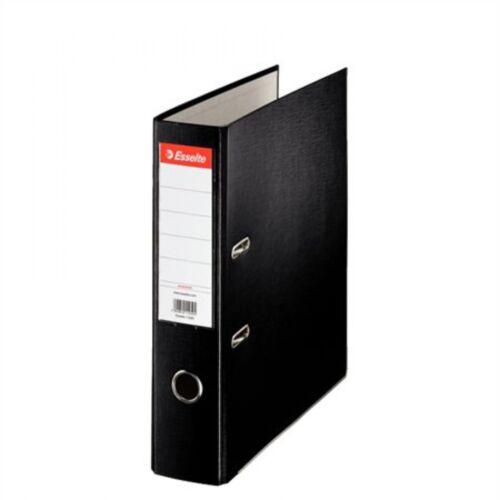 Iratrendező A4, 7,5 cm, 11257 ESSELTE Economy fekete