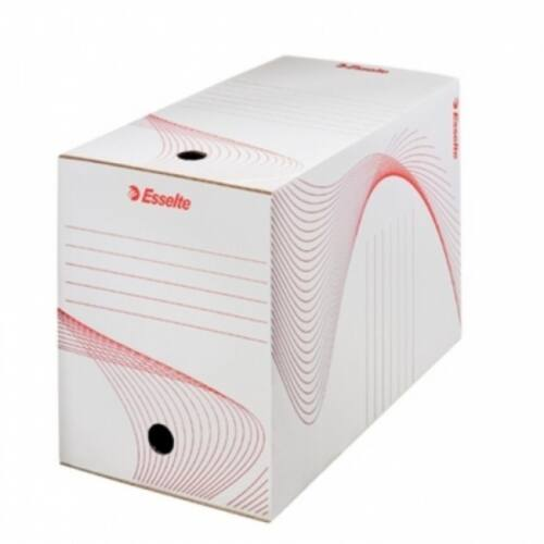 Archiváló boxy doboz 150mm fehér 128602 ESSELTE