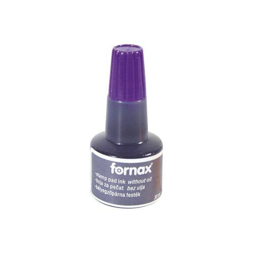 Bélyegzőpárna festék FORNAX 30 ml lila