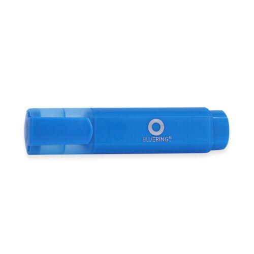 Szövegkiemelő lapos test BLUERING kék