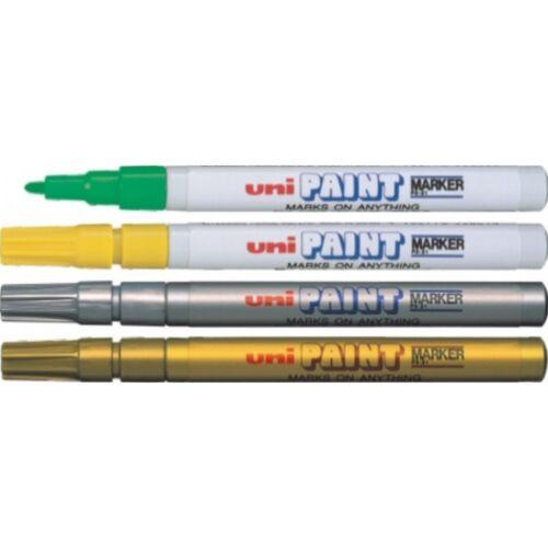 Lakkmarker 0,8-1,2mm UNI PX-21 ezüst