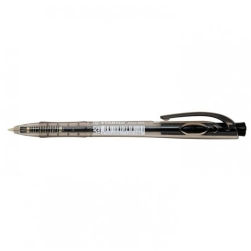 Golyóstoll 0,38mm F STABILO LINER 308/46 fekete
