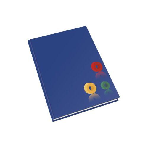 Beírókönyv EDUCA egyszínű A/4 192 lap vonalas