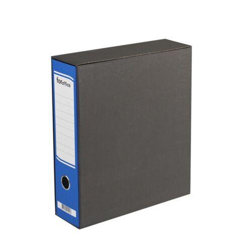 Tokos iratrendező A4, 8 cm, FOROFFICE kék