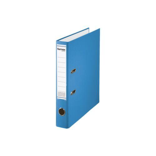 Iratrendező A4, 5,5 cm, FORNAX Master kék