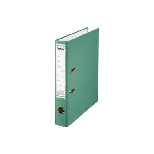 Iratrendező A4, 5,5 cm, FORNAX Master zöld
