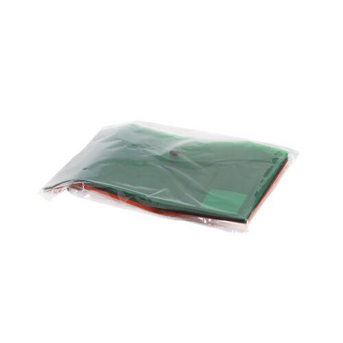 Irattartó tasak A5 PP vegyes szín 5 db /csg patentos 1309/7400000