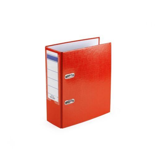 Iratrendező A5, 7,5 cm, álló piros