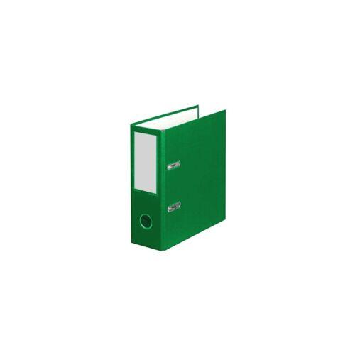 Iratrendező A5, 7,5 cm, álló zöld