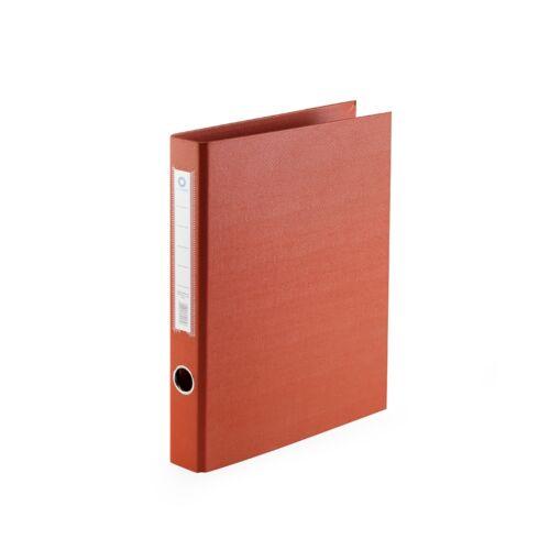 Gyűrűskönyv A4 3,5 cm 4 gyűrűs PP/PP BLUERING PRÉMIUM piros