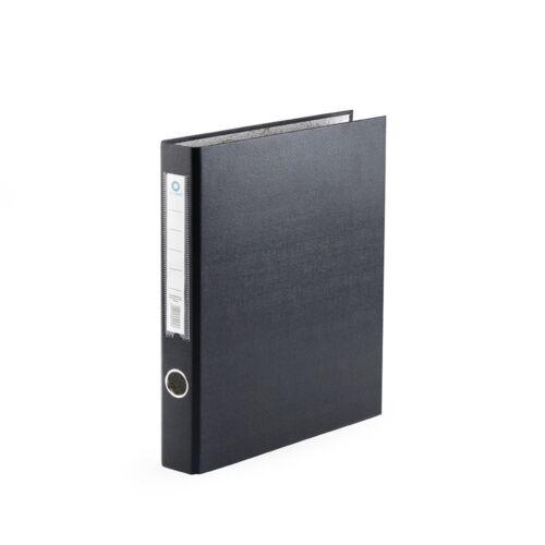 Gyűrűskönyv A4 4,5 cm 2 gyűrűs BLUERING fekete