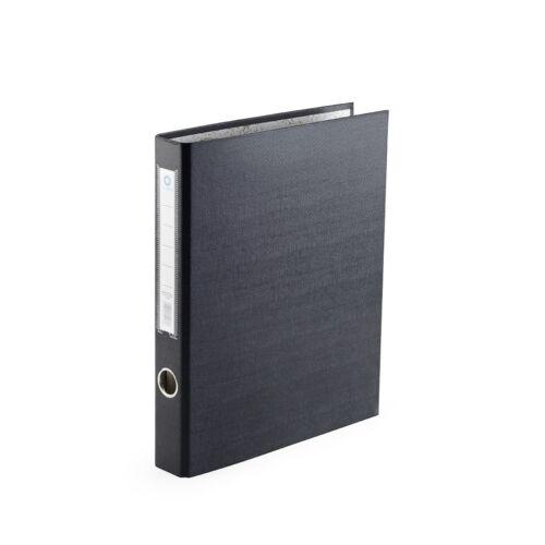 Gyűrűskönyv A4 4,5 cm 4 gyűrűs BLUERING fekete