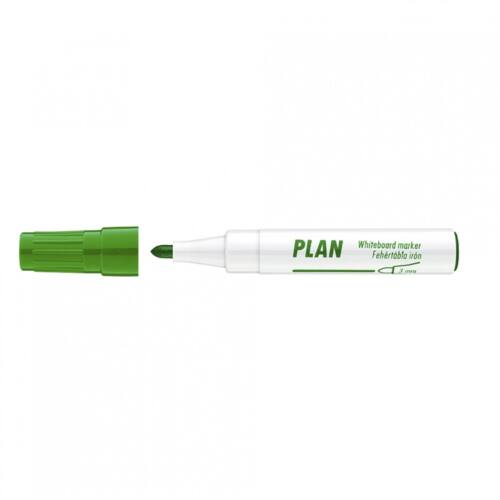 Táblamarker 3mm kerek ICO 11 zöld