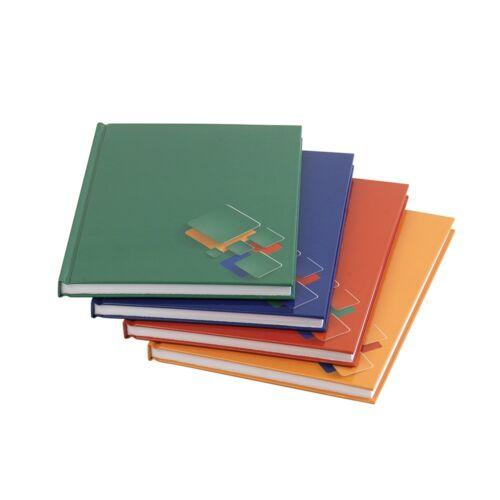 Beírókönyv A5 vonalas 96lapos keményfedeles egyszínű EDUCA