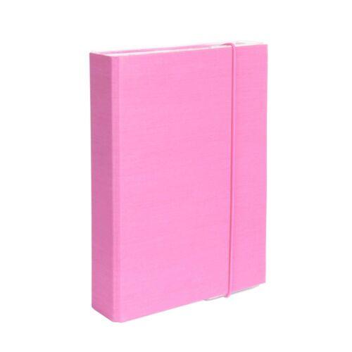 Füzetbox A5 pink BLUERING