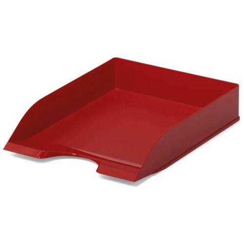 Irattálca DURABLE BASIC, piros 6db/dob