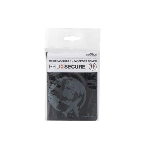Útlevéltartó RFID védelemmel DURABLE