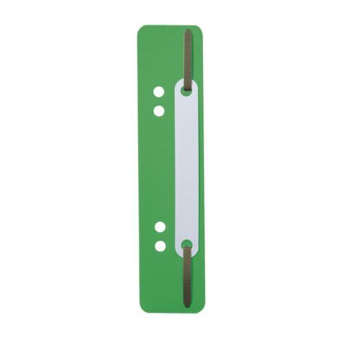 Gyorsfűző szerkezet pp DURABLE 25db /csom zöld