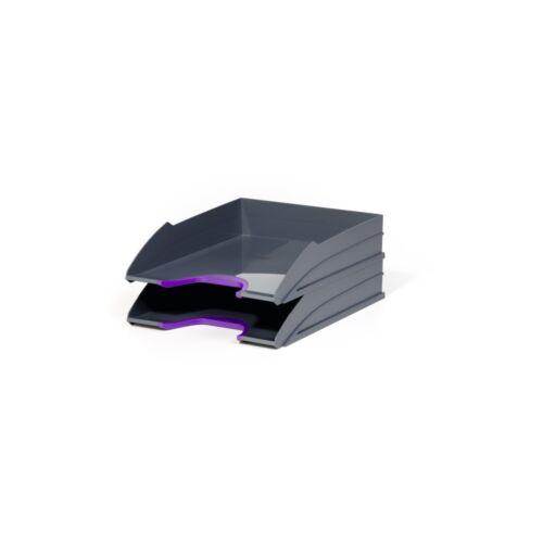 Irattálca műanyag 770209 halvány lila 2db/szett DURABLE VARICOLOR®