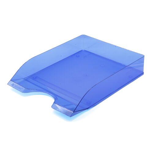 Irattálca DURABLE SilverBall, áttetsző kék 6db/dob