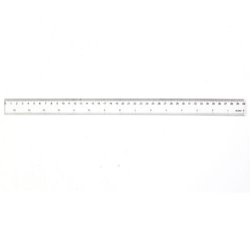 Vonalzó 40 cm műanyag EG3L07