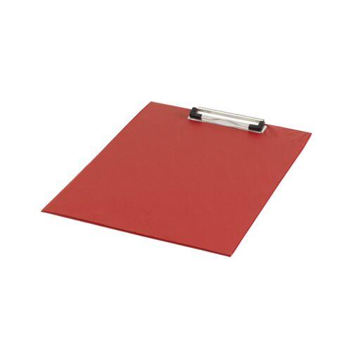 Felírótábla A4 PP piros