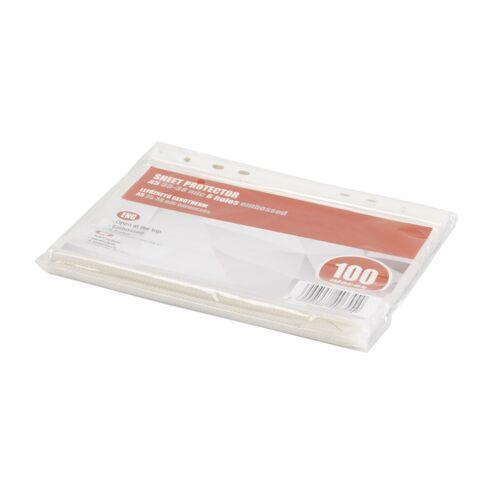 Genotherm lefűzhető, A5 35-38 micron narancsos REDIN 100 db/csomag