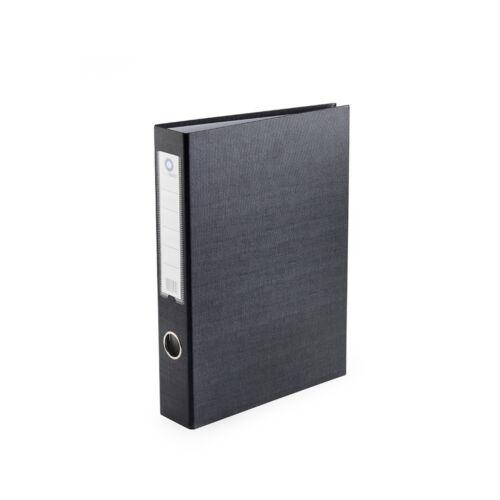 Gyűrűskönyv A4 5 cm 4 gyűrűs fekete